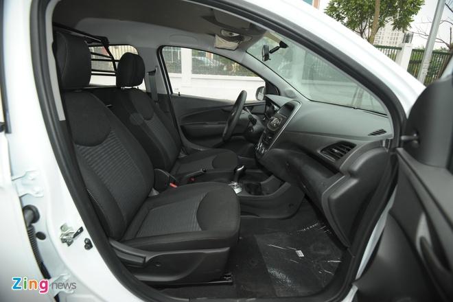 Chi tiet Chevrolet Spark Van 2016 gia 325 trieu tai Ha Noi hinh anh 9