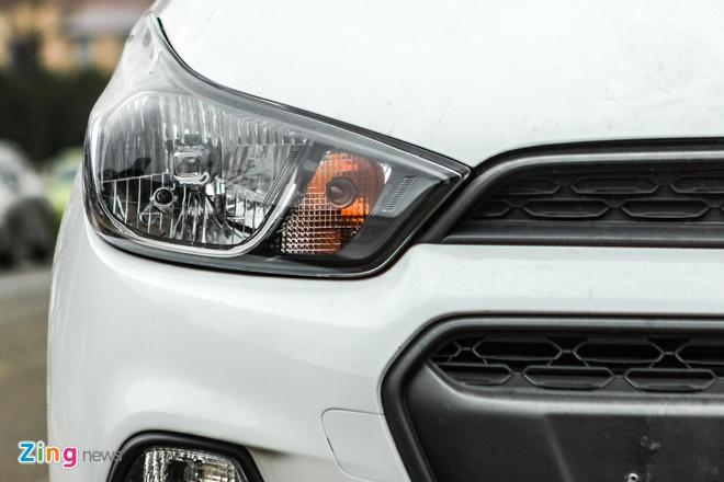 Chi tiet Chevrolet Spark Van 2016 gia 325 trieu tai Ha Noi hinh anh 6