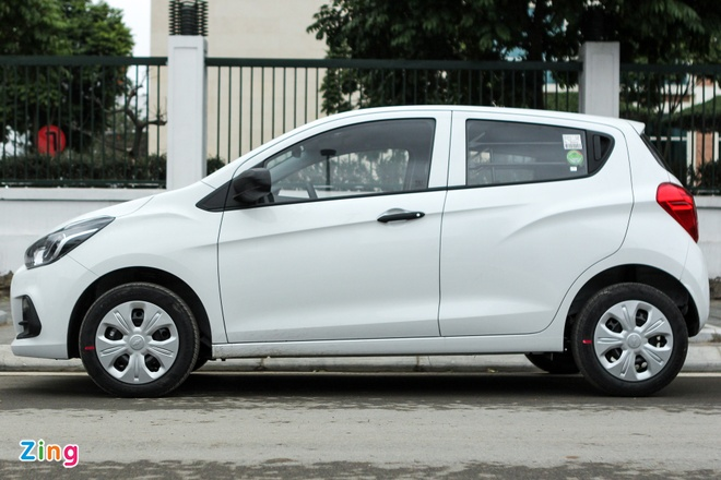 Chi tiet Chevrolet Spark Van 2016 gia 325 trieu tai Ha Noi hinh anh 2