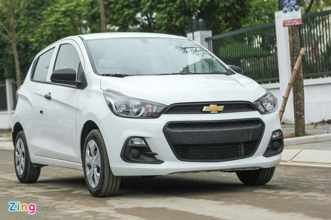 Chi tiet Chevrolet Spark Van 2016 gia 325 trieu tai Ha Noi hinh anh 3