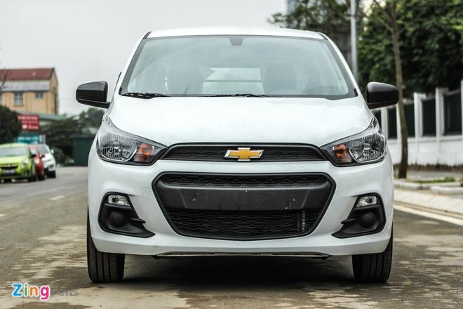Chi tiet Chevrolet Spark Van 2016 gia 325 trieu tai Ha Noi hinh anh 4