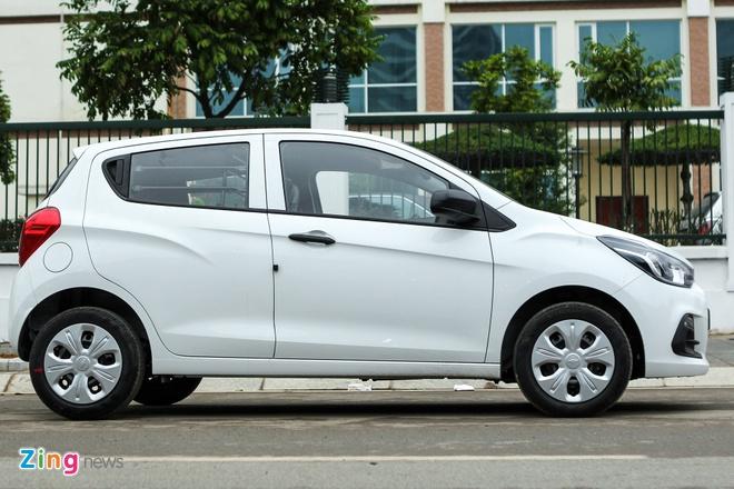 Chi tiet Chevrolet Spark Van 2016 gia 325 trieu tai Ha Noi hinh anh 1