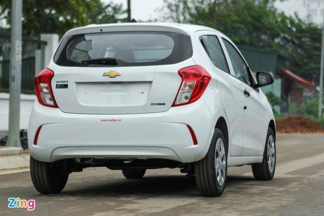Chi tiet Chevrolet Spark Van 2016 gia 325 trieu tai Ha Noi hinh anh 7