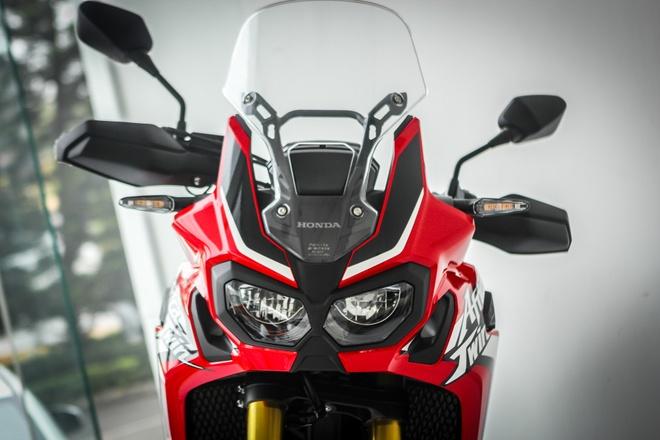Moto 1.000 phan khoi moi nhat cua Honda ve Viet Nam hinh anh