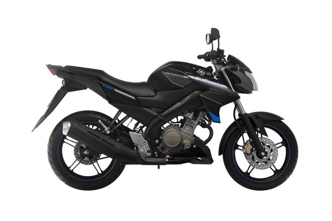 Yamaha FZ150i them mau moi tai Viet Nam hinh anh