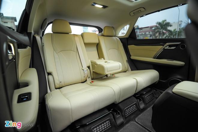 Lexus RX450h 2016 dau tien ve Ha Noi hinh anh 13