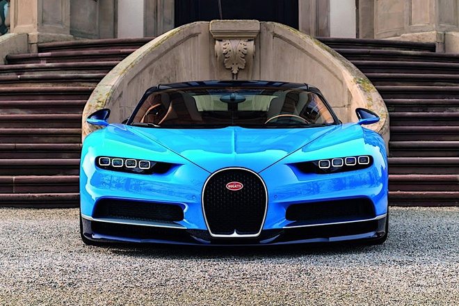 Bugatti can nhac san xuat xe 4 cua hinh anh
