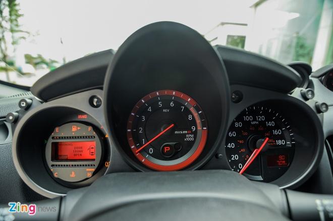 Xe the thao Nissan 370Z NISMO tai Ha Noi hinh anh 10