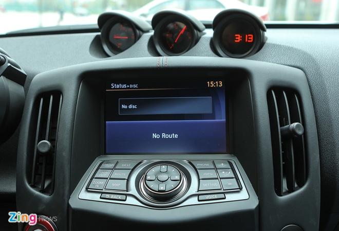 Xe the thao Nissan 370Z NISMO tai Ha Noi hinh anh 12