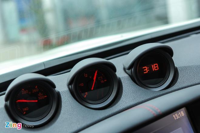 Xe the thao Nissan 370Z NISMO tai Ha Noi hinh anh 11