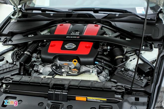 Xe the thao Nissan 370Z NISMO tai Ha Noi hinh anh 14