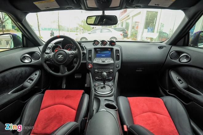 Xe the thao Nissan 370Z NISMO tai Ha Noi hinh anh 7