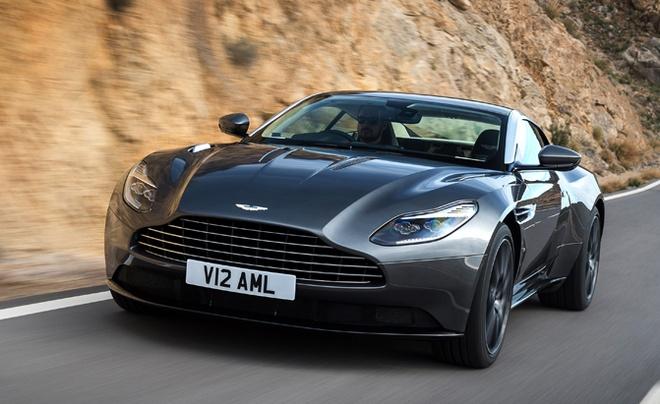 5 diem it biet cua sieu xe Aston Martin DB11 moi ra mat hinh anh