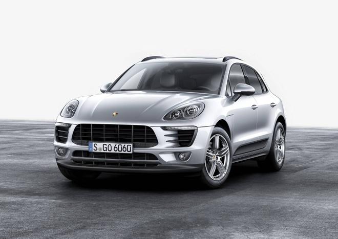 Porsche Macan 2016 them tuy chon dong co moi hinh anh