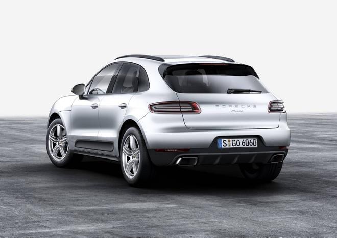 Porsche Macan 2016 them tuy chon dong co moi hinh anh 2