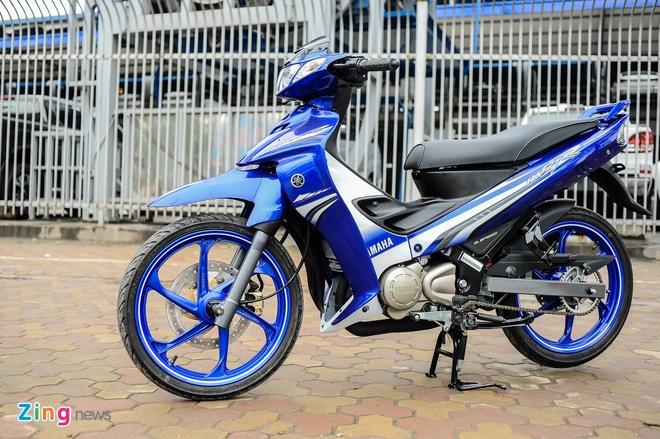 Anh xe con tay 2 thi Yamaha 125ZR tai Ha Noi hinh anh 1