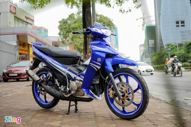 Anh xe con tay 2 thi Yamaha 125ZR tai Ha Noi hinh anh 3