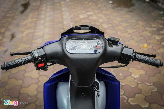 Anh xe con tay 2 thi Yamaha 125ZR tai Ha Noi hinh anh 5