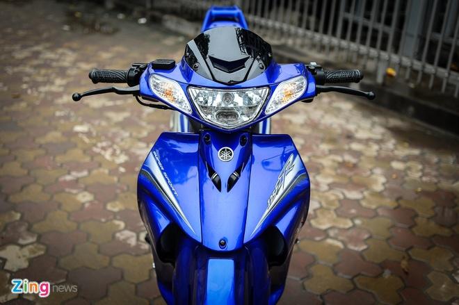 Anh xe con tay 2 thi Yamaha 125ZR tai Ha Noi hinh anh 4