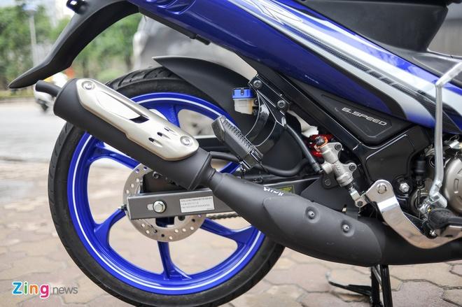 Anh xe con tay 2 thi Yamaha 125ZR tai Ha Noi hinh anh 8