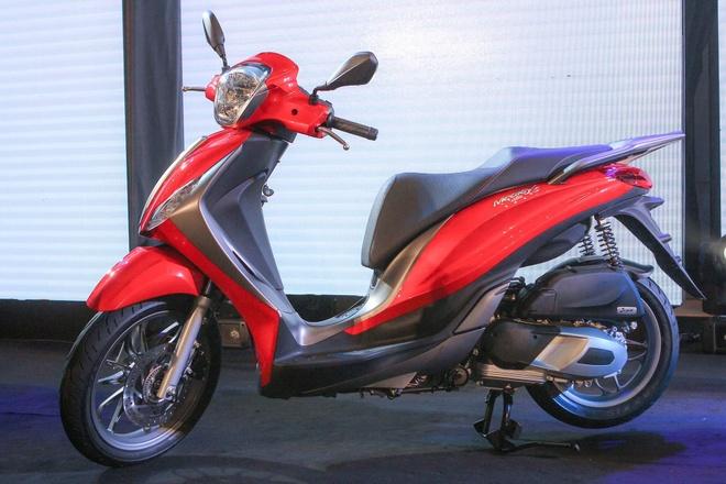 Piaggio Medley ABS gia hon 71 trieu - doi thu cua Honda SH hinh anh