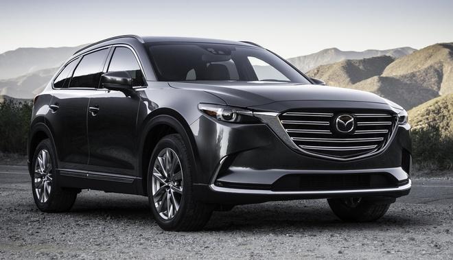 Mazda CX-9 2017 co gia hon 31.000 USD hinh anh