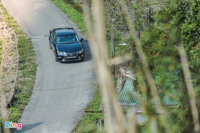 Danh gia xe Lexus ES 350 2016 hinh anh 5