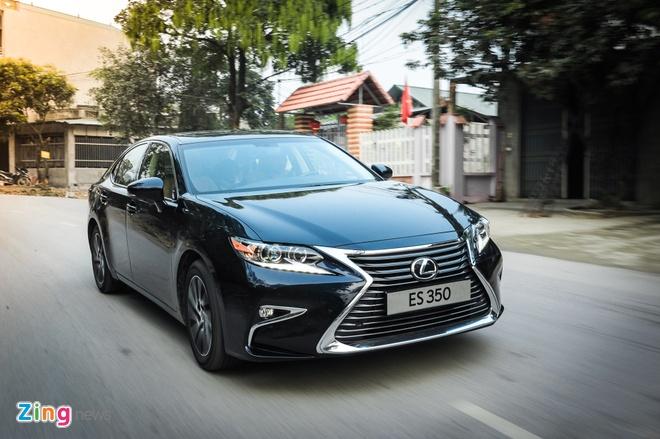 Danh gia xe Lexus ES 350 2016 hinh anh 6