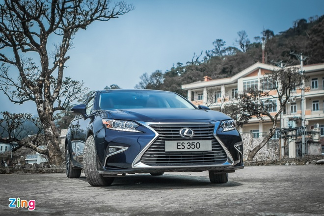 Danh gia xe Lexus ES 350 2016 hinh anh 1