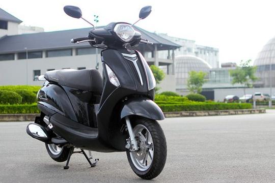 Yamaha Viet Nam trieu hoi Nozza Grande hinh anh
