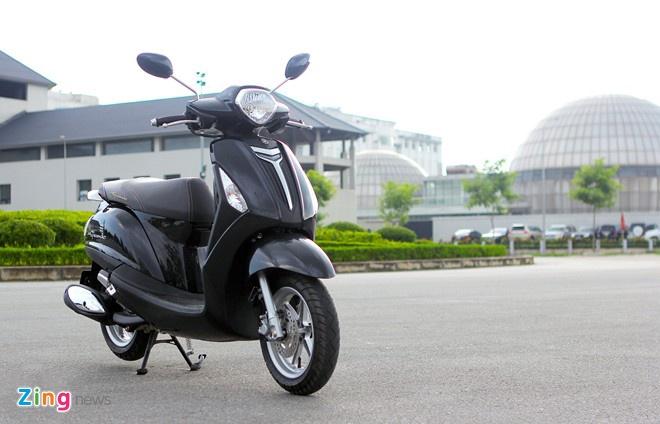 Yamaha Viet Nam trieu hoi Nozza Grande hinh anh 1
