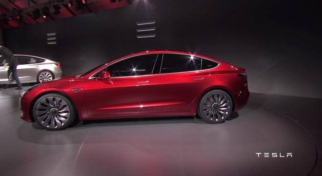 Tesla trinh lang oto dien Model 3 hinh anh 4
