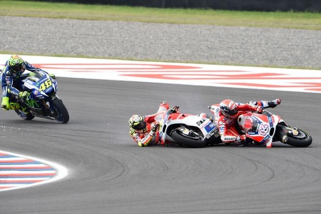 Ngay buon cua Ducati tai MotoGP Argentina hinh anh