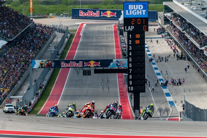 MotoGP chang 3: Nai cung nga ngua hinh anh 1