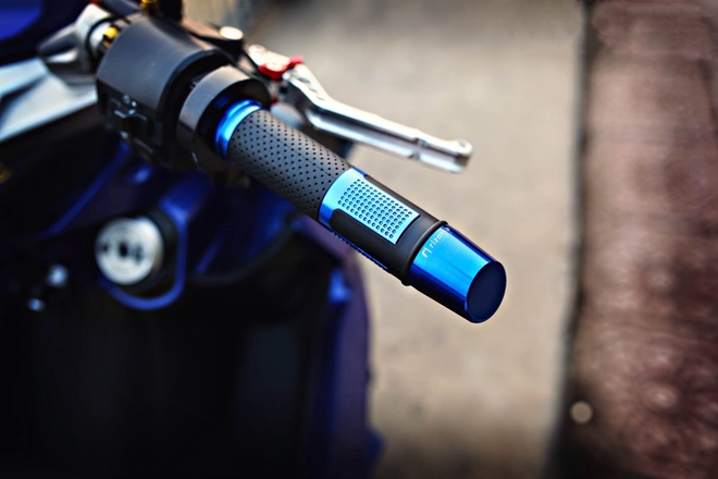 Yamaha Nouvo LX do dan vo la tai TP HCM hinh anh 5