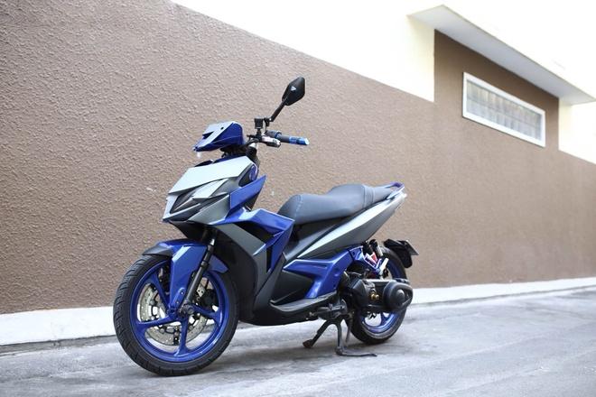 Yamaha Nouvo LX do dan vo la tai TP HCM hinh anh 1