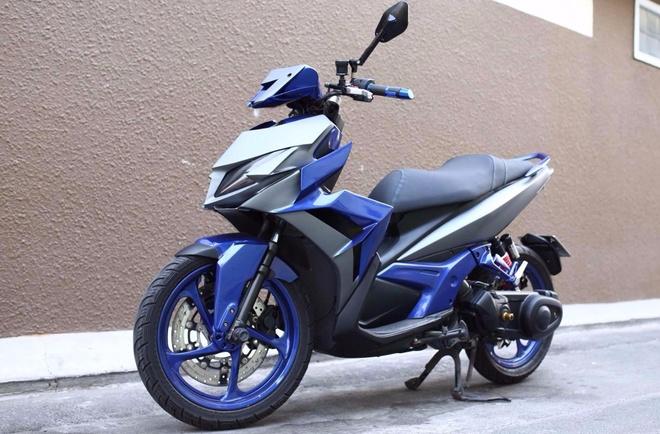Yamaha Nouvo LX do dan vo la tai TP HCM hinh anh
