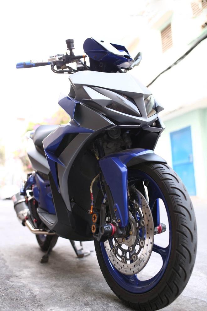 Yamaha Nouvo LX do dan vo la tai TP HCM hinh anh 3