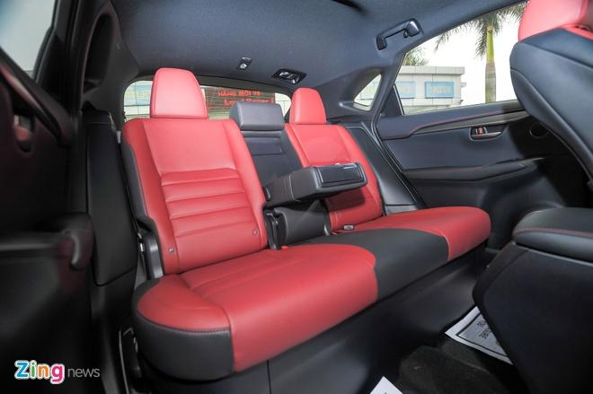 Lexus NX 200t F Sport tai Ha Noi hinh anh 10