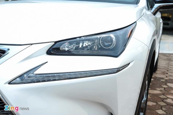 Lexus NX 200t F Sport tai Ha Noi hinh anh 4