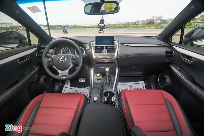 Lexus NX 200t F Sport tai Ha Noi hinh anh 7