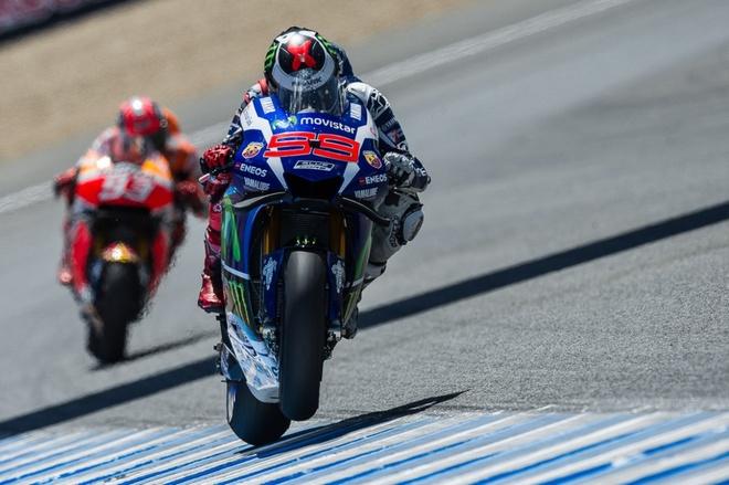 MotoGP 2016 chang 4: San choi rieng cua Valentino Rossi hinh anh 2