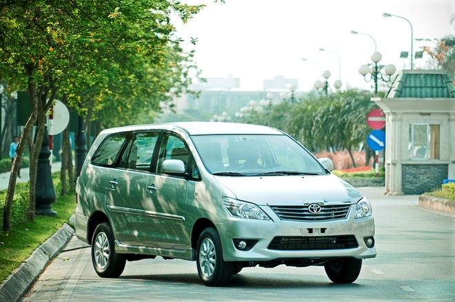 Toyota trieu hoi 764 xe Innova tai Viet Nam hinh anh