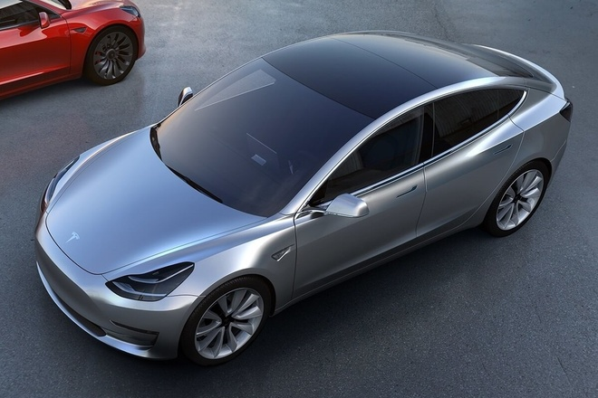 Tesla phat trien xe dien gia sieu re hinh anh