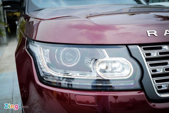 Range Rover LWB Black Edition mau hiem tai Ha Noi hinh anh 4
