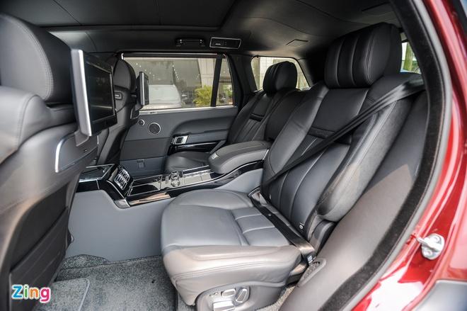 Range Rover LWB Black Edition mau hiem tai Ha Noi hinh anh 9