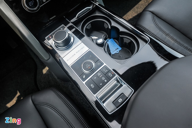 Range Rover LWB Black Edition mau hiem tai Ha Noi hinh anh 8
