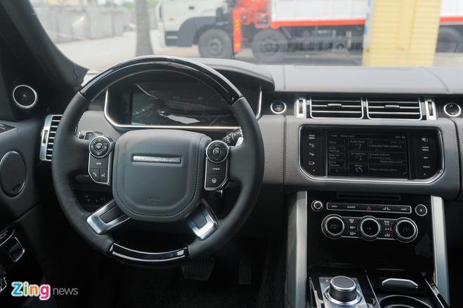 Range Rover LWB Black Edition mau hiem tai Ha Noi hinh anh 7