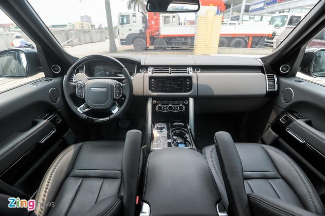 Range Rover LWB Black Edition mau hiem tai Ha Noi hinh anh 6