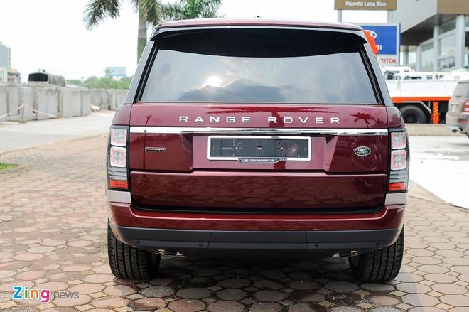 Range Rover LWB Black Edition mau hiem tai Ha Noi hinh anh 5